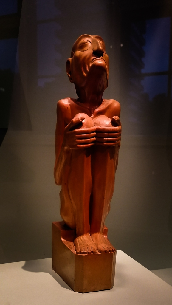 Woodcarving by I Made Gerembuang (collection Tropenmuseum)
